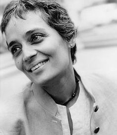"""Arundhati Roy: """"another world is not only possible, she is on her way. on a quiet day, i can hear her breathing"""" 