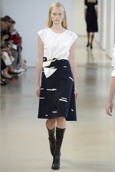 Jil Sander printemps-été 2015 #mode #fashion