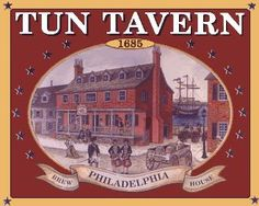 On November 10, 1775, Robert Mullan, the proprietor of the Tavern and son of Peggy Mullan, was commissioned by an act of Congress to raise the first two battalions of Marines, under the leadership of Capt. Samuel Nicholas, the first appointed Commandant of the Continental Marines. Nicholas's grandfather was also a member of the Tun Tavern Lodge of Free and Accepted Masons and it is this relationship between Mullan, Nicholas and the Tavern which has resulted in Tun Tavern being acknowledged…