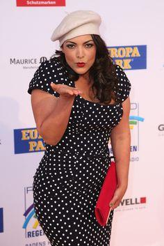 April 19 2013, Radio Regenbogen Awards  Baret: H and M  Dress: wow!