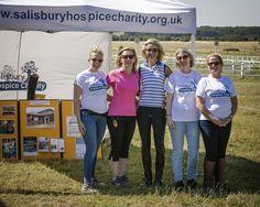 Larkhill charity event August 2016