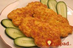 Výborný nápad na bleskový obed, ktorý máte hotový skutočne v momente. Tie najlepšie recepty mám ako inak od mojej babičky. :-) Czech Recipes, Cauliflower, Zucchini, Cabbage, Food And Drink, Chicken, Vegetables, Cooking, Kitchen