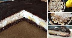 Egy újabb remek sütés nélküli torta, amit nemcsak megenni imádok, hanem készíteni is. A kókusz illata egyszerűen mesés, és ahogy bejárja a kellemes illat a konyhát, az valami mesés. A torta alapja füge, dió, kókusz és méz és kakaó keveréke, amire a finom banános-kókuszos réteg kerül, a tetejére pedig a kókuszolajos-kakaós öntet kerül. A torta elkészítése tényleg egyszerű, szerintem aránylag gyors, és mosogatni sem kell utána túl sokat. A süteményt pedig egyszerűen imádjuk, én is, férjem is…