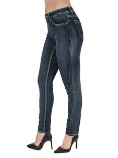 Tall Jeans for tall women with Inseams Jeans For Tall Women, Tall Jeans, Denim Jeans, Skinny Jeans, Tall Clothing, French Terry, Active Wear, Legs, Pants