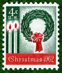 Stamp USA 1962