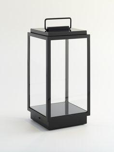 TEKNA presents Nautic | Blakes Table Lamp in Jet Black
