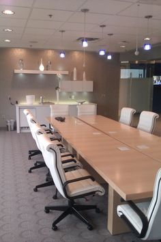 The boardroom! Designed by Home For A Change Commercial Interiors