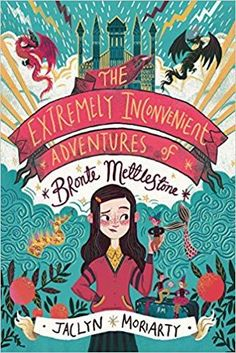 "Read ""The Extremely Inconvenient Adventures of Bronte Mettlestone"" by Jaclyn Moriarty available from Rakuten Kobo. Bronte Mettlestone is ten years old when her parents are killed by pirates. This does not bother her particularly: her p. Book Cover Art, Book Cover Design, Book Design, Book Art, Enchanted Book, Beautiful Book Covers, Cool Book Covers, Children's Book Illustration, Book Illustrations"