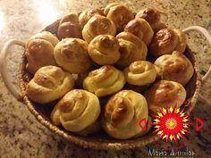 Cocina Costarricense: pan casero María
