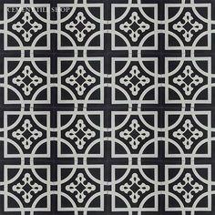 Cement Tile Shop - Encaustic Cement Tile Gabriella