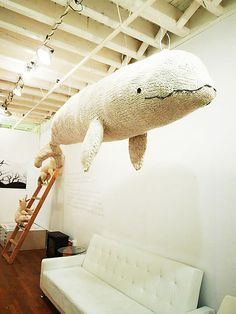 Ravelry: HannahHaworth's Beluga Whale