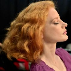 Most Beautiful Women, Beautiful People, Perfect Redhead, Tammy Wynette, George Jones, Influential People, Red Hair Color, Jessica Chastain, Perfect Makeup