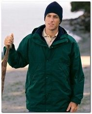 As Low As $64.79 > Port Authority J777 3-in-1 Jacket - Available Colors:5, Size Range:XS - 4XL