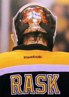 Tuukka Rask, Boston Bruins (Source: paulmara)