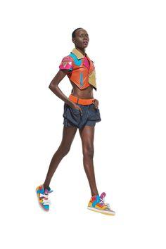 Adidas Originals x Jeremy Scott, printemps/été 2014