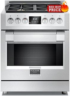 #fall2017 This #Fulgor Milano combines the Classic Italian design with the Professional style to bring Sofia gas range with high performance and spectacular look...