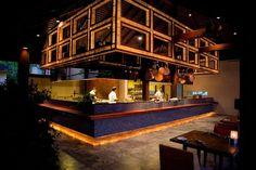 The Bistro at The Beach Restaurant at Anantara Rasananda Koh Phangan Villa Resort & Spa #KohPhangan #Thailand