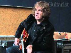 Gary Moore shreds blues, rock and jazz - YouTube