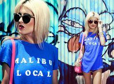 Malibu local (by Rachel Lynch) http://lookbook.nu/look/3704497-malibu-local