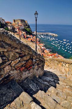 mostlyitaly:    Scilla (Calabria Italy) by Iggi Falcon  Scilla Calabria