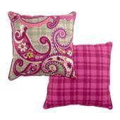 Vera Bradley pillow