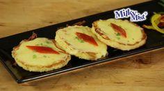 Mozzarella, Food Videos, Sushi, French Toast, Recipies, Herbs, Cheese, Breakfast, Healthy