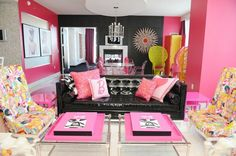 Barbie House Designed By Jonathan Adler ♥
