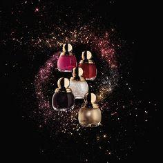 ディオールから幸せな時間を彩るクリスマスコスメ - 限定アイシャドウやネイル | ニュース - ファッションプレス