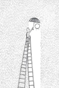 The poetic and inspiring illustrations of Troche - Cultura Inquieta- # cultura . - The poetic and inspiring illustrations of Troche – Cultura Inquieta- # cultura - Cool Art Drawings, Pencil Art Drawings, Art Drawings Sketches, Doodle Drawings, Easy Drawings, Illustration Design Graphique, Illustration Art Drawing, Ink Illustrations, Illustrator