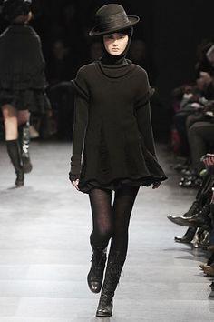 Limi Feu Fall 2008 Ready-to-Wear Fashion Show - Jo