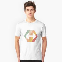 """Dumbbell Athletes Gym"" T-shirt by favorite-shirt Buy Dumbbells, Gym Essentials, Athletes, Mens Tops, T Shirt, Fashion, Supreme T Shirt, Moda, Tee Shirt"