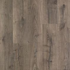 Laminate or hardwood flooring: which one is better? Laminate hardwood flooring outlast+ vintage pewter oak 10 mm thick x in. Pergo Laminate Flooring, Waterproof Laminate Flooring, Wood Laminate, Wooden Flooring, Hardwood Floors, Brick Flooring, Penny Flooring, White Flooring, Farmhouse Flooring