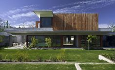 La Dehesa House by Elton Leniz Arquitectos Asociados | HomeDSGN, a daily source for inspiration and fresh ideas on interior design and home decoration.