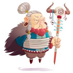 Jordi Villaverde is a 2D Artist, Character Designer, Illustrator based in Barcelona, Spain.