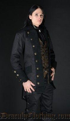 Pirate Jacket - $91.00