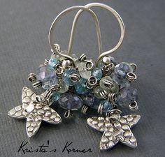 Signature Original Earring Style Earrings by kristaskorner on Etsy