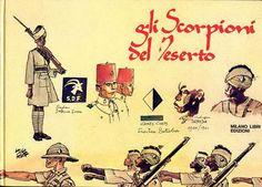 Collezionismo: Gli scorpioni del deserto - http://c4comic.it/collezionismo/collezionismo-gli-scorpioni-del-deserto/