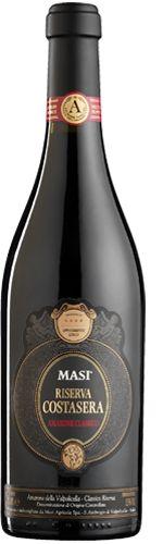 Il Riserva Costasera ; l'Amarone per eccellenza della Valpolicella, aristocratico al pari di Barolo e Brunello. Per gli amanti dei grandi classici, il Riserva di Costasera è considerato l'Amarone per eccellenza. Un vino diventato uno dei grandi punti di riferimento dell'enologia italiana e che grazie al suo carattere fiero e maestoso è considerato la vera icona di casa Masi. https://www.facebook.com/WineLoversItalyPage?fref=tsRiserva di Costasera