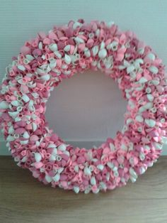 Geboorte krans - Lilly is Love Wreath Crafts, Diy Wreath, Diy Crafts, Diy Party, Party Gifts, Etsy Wreaths, Diy Upcycling, Partys, Birthday Decorations