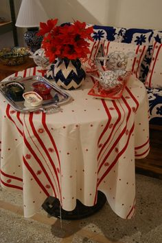 Tablecloth from Chiapas, Mexico