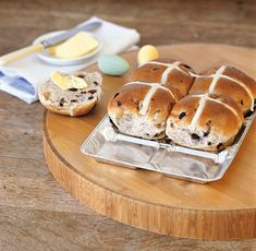 Recipes for Aluminium Foil Containers Easter Bun, Trays, Hamburger, Bakery, Bread, Hot, Recipes, Brot, Recipies