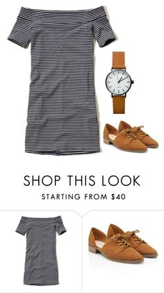 """""""Untitled #1167"""" by telletubbies ❤ liked on Polyvore featuring Hollister Co."""