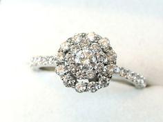 Darling diamond ring.