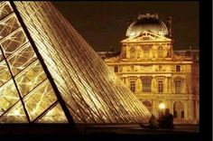 Grand Louvre, Paris, France ( in order to see everything there, i think I would have had to live in the museum at least a month... loved it)