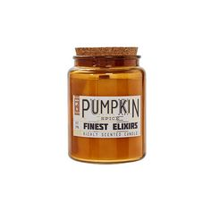 DW Home Pumpkin Spice Rich Scented Candle (85 CNY) ❤ liked on Polyvore featuring home, home decor, candles & candleholders, fillers, candles, pumpkin, pumpkin spice candle, scented candles, fragrance candles and pumpkin scented candles