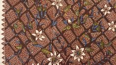 Classical Hand Made Batik from Kebumen.