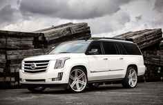 Cadillac Escalade On 26″ By Gianelle Wheels | Flickr - Photo Sharing!