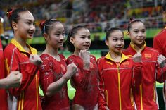 How Old Are The Chinese Gymnasts? The Rio Olympics Might Have An Age-Related Controversy