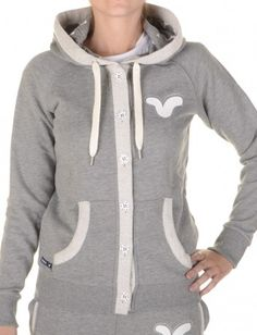 Voi Jeans - Voi Jeans Lady Filo AW13 in Grey Marl