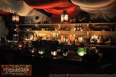 LRP - LARP Tavern interior - Mythlore 'New Lands' 2012. www.mythlorenewlands.com Photograph courtesy & © Ian Heath Photography